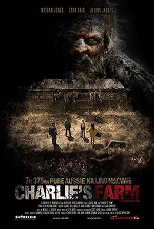 Charlie's Farm - Theatrical film poster