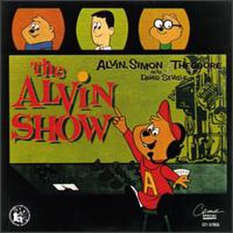 The Alvin Show (album) - Image: Chipmunks Alvin Show OS Tcover