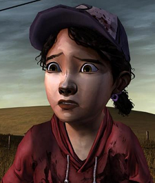 Clementine (The Walking Dead) - Wikipedia