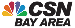 NBC Sports Bay Area - Comcast SportsNet Bay Area logo from March 2013 to April 1, 2017.