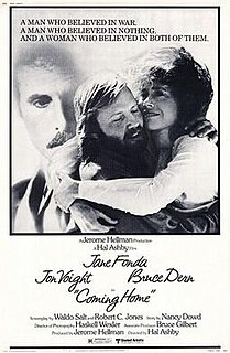 <i>Coming Home</i> (1978 film) 1978 film by Hal Ashby