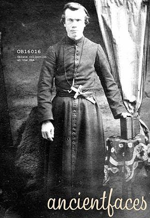 Constantine Scollen - Rev Father Constantine Scollen around 1873
