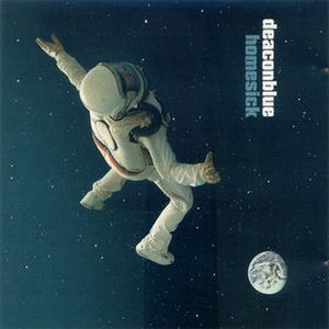 Homesick (Deacon Blue album) - Image: DB Homesick