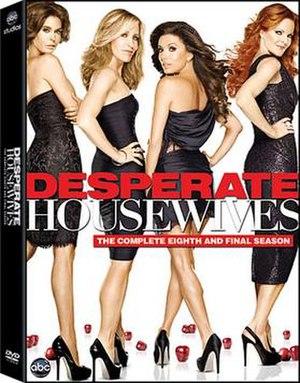 Desperate Housewives (season 8) - Image: DHWS8Promo