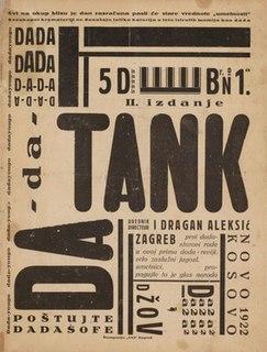 <i>Dada Tank</i>