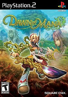 <i>Dawn of Mana</i> 2006 video game