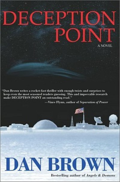 Picture of a book: Deception Point