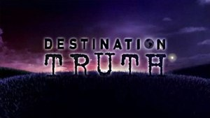 Destination Truth - Title screenshot of Season 3