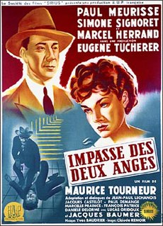 <i>Dilemma of Two Angels</i> 1948 film by Maurice Tourneur