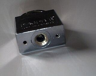 Disc tumbler lock Finnish lock design