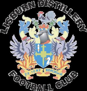 Lisburn Distillery F.C. - Image: Distillery