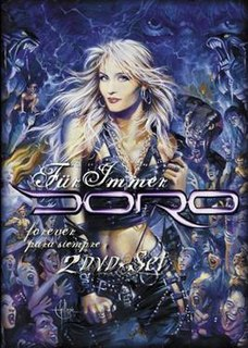 <i>Für Immer</i> (video) 2003 video by Doro
