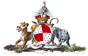 Earl of Chesterfield - Arms of the Earls of Chesterfield