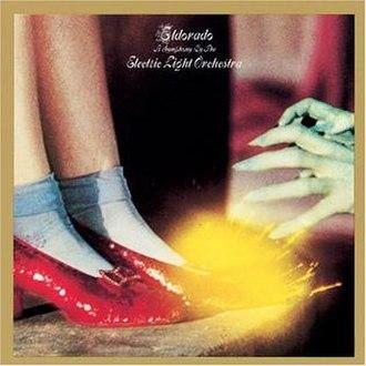 Eldorado (Electric Light Orchestra album) - Image: Elo Eldorado