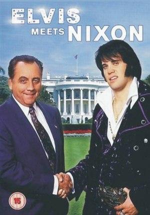 Elvis Meets Nixon - Elvis Meets Nixon movie poster