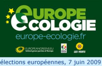 Europe Écologie - Image: Europeecologie