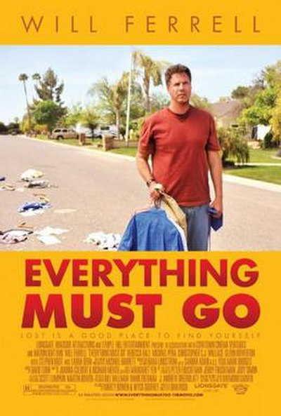 Picture of a movie: Everything Must Go