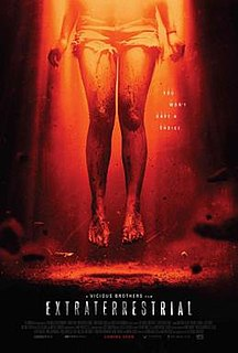 <i>Extraterrestrial</i> (2014 film) 2014 film directed by Colin Minihan and The Vicious Brothers