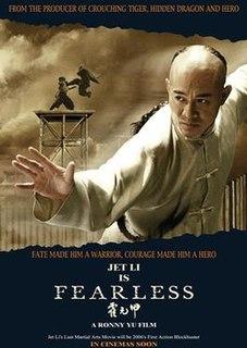 <i>Fearless</i> (2006 film)