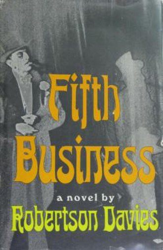 Fifth Business - First edition