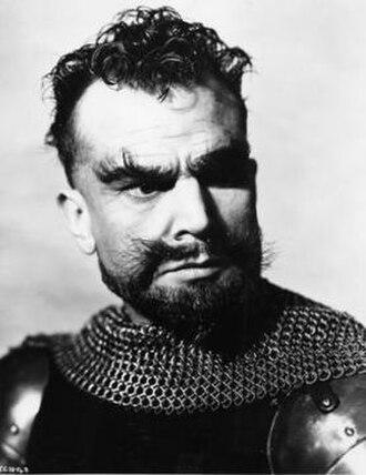 Esmond Knight - Esmond Knight as Fluellen in Henry V (1944)