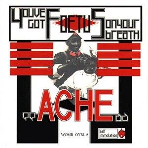 Ache (album) - Image: Foetus Ache Vinyl