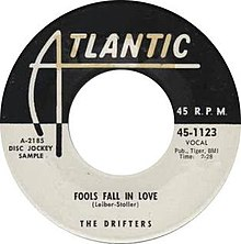 Fools fall in love wikivisually fools fall in love the driftersg fandeluxe Choice Image
