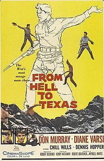<i>From Hell to Texas</i> 1958 film by Henry Hathaway