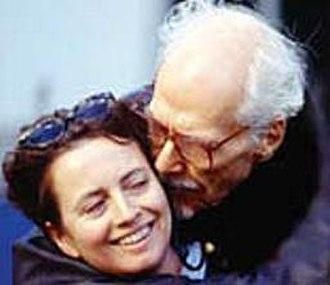 Geraldine Peroni - Geraldine Peroni and Robert Altman