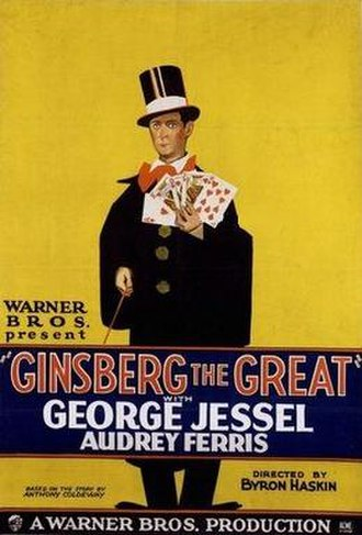 Ginsberg the Great - Movie poster