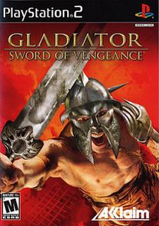 <i>Gladiator: Sword of Vengeance</i> 2003 video game