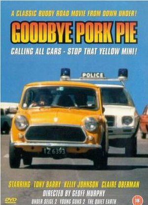 Goodbye Pork Pie - Image: Goodbye Pork Pie (DVD Cover)