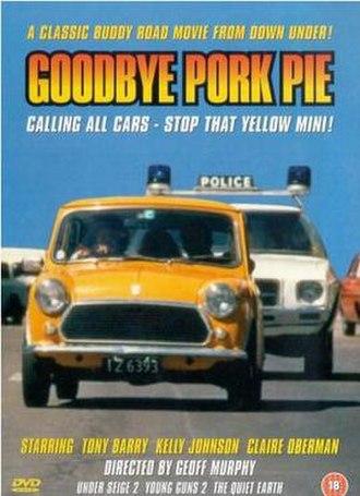 Goodbye Pork Pie - Image: Goodbye Pork Pie (DVD Cover)