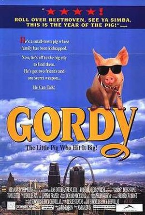 Gordy - Theatrical release poster