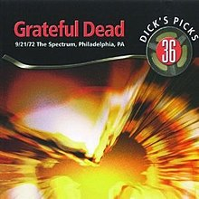 Grateful Dead - Dick's Picks Volume 36.jpg