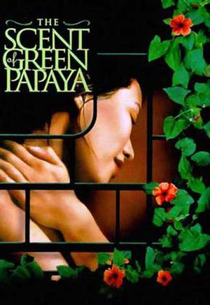 The Scent of Green Papaya - Image: Green Papaya 93