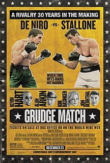 <i>Grudge Match</i> 2013 film by Peter Segal