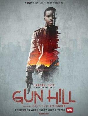 Gun Hill (film) - Image: Gun Hill promotoinal poster