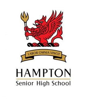 Hampton Senior High School School in Australia