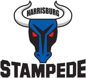 Harrisburg Stampede - Image: Harrisburg Stampede