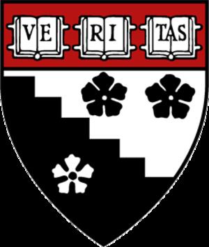 Harvard Graduate School of Education - Coat of arms of the School