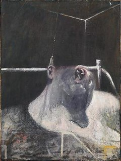 <i>Head I</i> painting by Francis Bacon