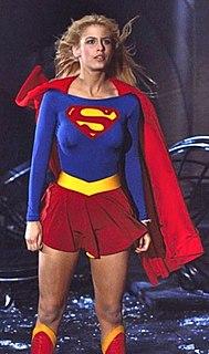 Supergirl (Salkind films) Protagonist of the film Supergirl
