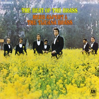 The Beat of the Brass - Image: Herb Alpert The Beat Of The Brass