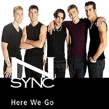 here we go nsync song wikipedia