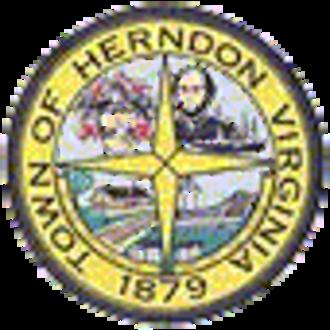 Herndon, Virginia - Image: Herndon seal