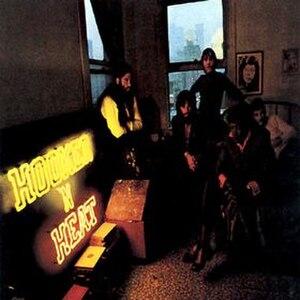 Boogie Chillen' - Image: Hooker n Heat cover