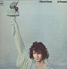 I Stand Alone (Al Kooper album - cover art).jpg