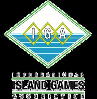 International Island Games Association - Image: Iga logo large