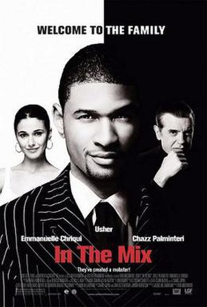 In the Mix (film) - Promotional poster for In the Mix